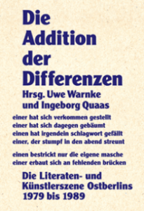 Cover Die Addition der Differenzen