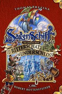 Cover Thomas Brezina Das Sagenschiff 2