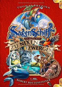 Cover Thomas Brezina Das Sagenschiff 3