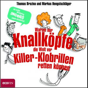 Cover Thomas Brezina Knallköpfe