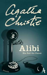 Cover Agatha Christie, Alibi - Ein Fall für Poirot