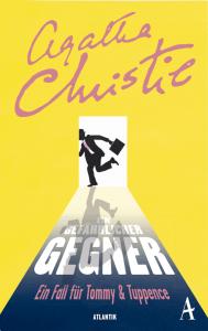 Cover Agatha Christie Ein gefährlicher Gegner