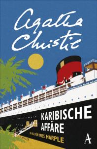 Cover Agatha Christie, Karibische Affäre - Ein Fall für Miss Marple