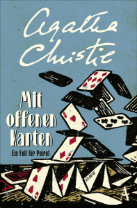 Cover Agatha Christie Mit offenen Karten