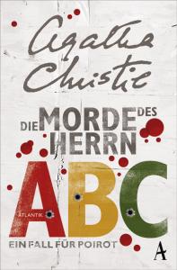 Cover Agatha Christie, Die Morde des Herrn ABC - Ein Fall für Poirot
