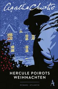 Cover Agatha Christie, Hercule Poirots Weihnachten