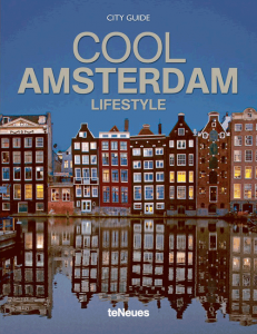 Cover Cityguide Cool Amsterdam