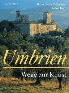 Cover Maria Della Croce Giulio Veggi Umbrien