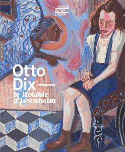 Cover Otto Dix und der Isenheimer Altar