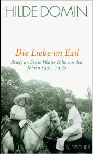 Cover Hilde Domin Die Liebe im Exil
