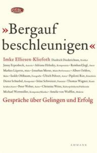 Cover Imke Elliesen-Kliefoth Bergauf beschleunigen