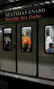 Cover Mathias Enard Straße der Diebe