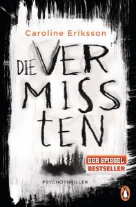 Cover Caroline Eriksson Die Vermissten