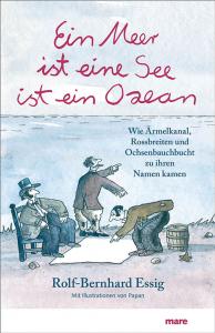 Cover Rolf-Bernhard Essig Ein Meer ist ein Ozean