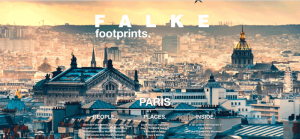Falke Footprints Paris