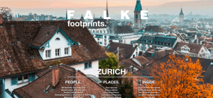 Falke Footprints Zuerich