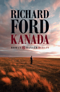 Cover Richard Ford Kanada