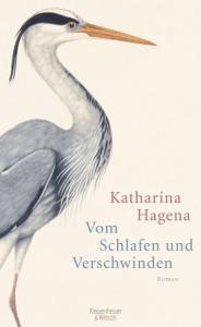 Cover Katharina Hagena Vom Schlafen