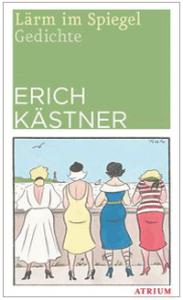 Cover Erich Kästner Lärm im Spiegel