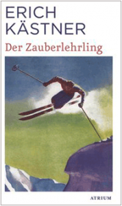 Cover Erich Kästner Der Zauberlehrling