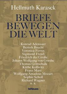 Cover Hellmuth Karasek Briefe bewegen die Welt 1