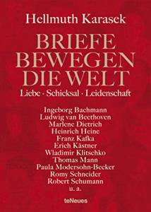 Cover Hellmuth Karasek Briefe bewegen die Welt 2