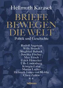 Cover Hellmuth Karasek Briefe bewegen die Welt 3
