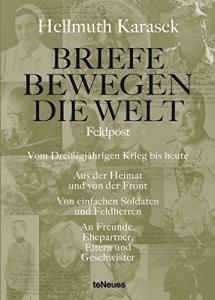 Cover Hellmuth Karasek Briefe bewegen die Welt 6