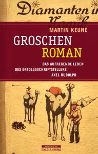 Cover Martin Keune Groschenroman