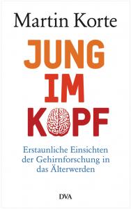 Cover Martin Korte Jung im Kopf