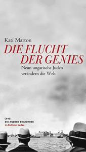 Cover Kati Marton Die Flucht des Genies