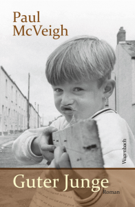 Cover Paul McVeigh Guter Junge