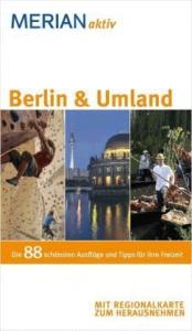 Cover Merian Berlin und Umland