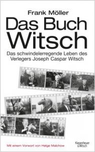 Cover Frank Möller Das Buch Witsch