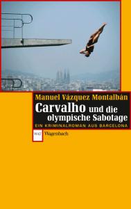 Cover Montalban Carvalho und die olympische Sabotage