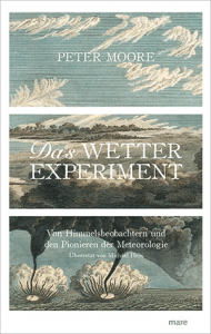 Cover Peter Moore Das Wetter-Experiment