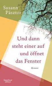 Cover Susann Pasztor Und dann