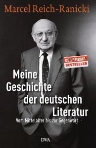 Cover Marcel Reich-Ranicki Mein Geschichte der deutschen Literatur