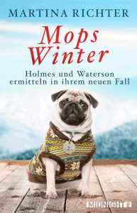 Cover Martina Richter Mopswinter