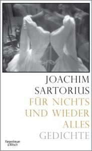 Cover Joachim Sartorius Für nichts