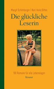 Cover Margit Schöneberger Die glückliche Leserin