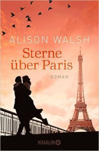 Cover Alison Walsh Sterne über Paris