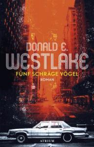 Cover Donald E. Westlake Fünf schräge Vögel