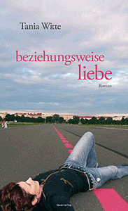Cover Tania Witte beziehungsweise liebe