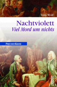 Cover Tom Wolf Nachtviolett