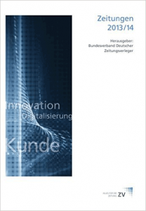 Cover Zeitungen 2013