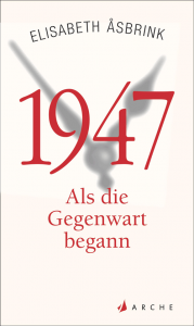Cover Elisabeth Aasbrink 1947