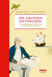 Cover Roland Knauer Kerstin Viering Die großen Entdecker