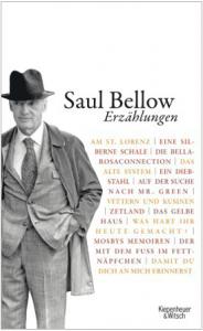 Cover Saul Bellow Erzählungen