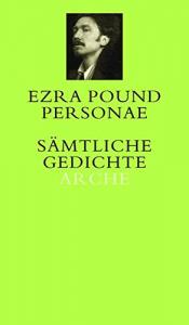Cover Ezra Pound Personae